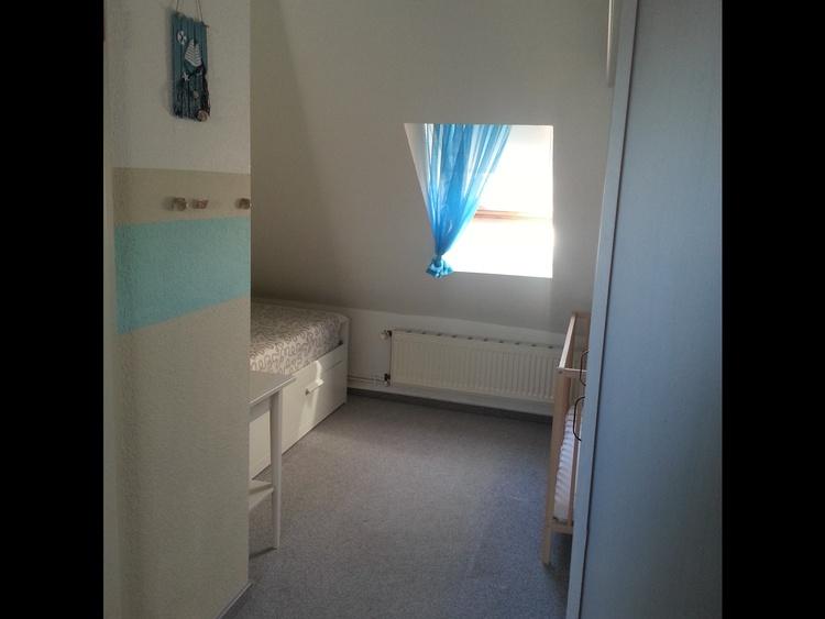 Dachspitz Sitz/Schlafbett ausziehbar 180x200cm