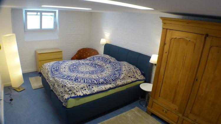 Doppelzimmer 2 Untergeschoss