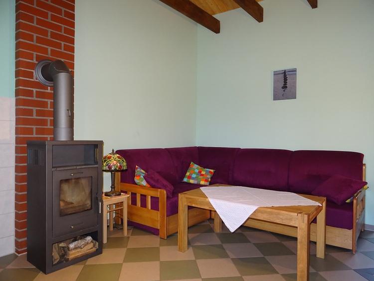 Ferienhaus lila - Wohnen