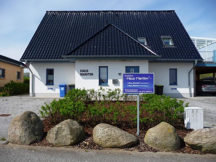 Maritimes Haus DHH Rostock / Wismar