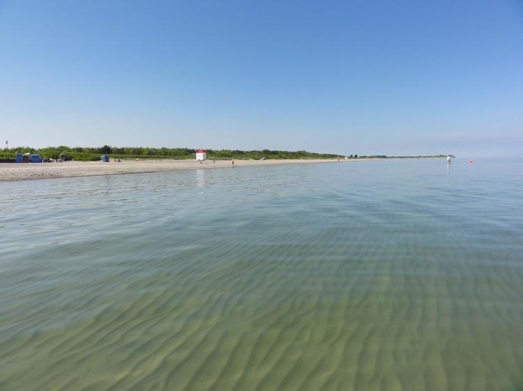 Ostsee bei Windstille