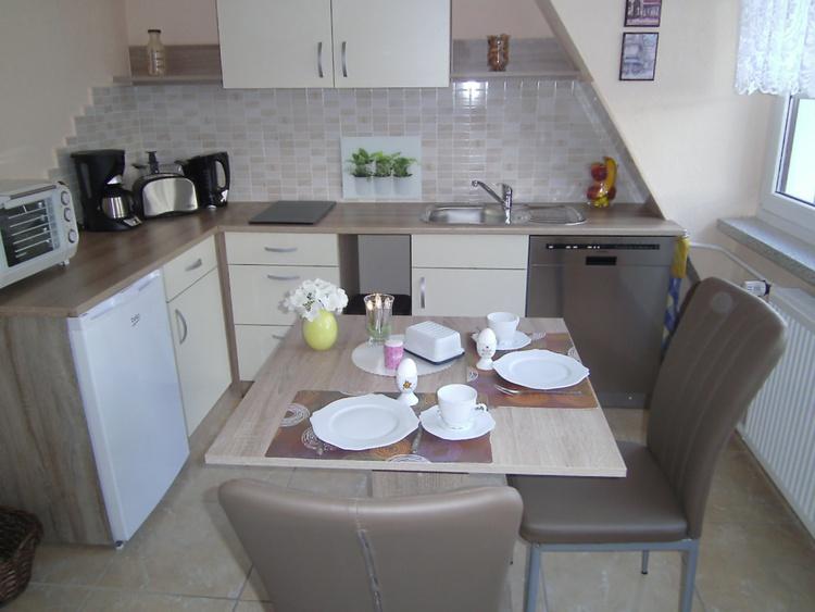 gr. FeWo    - Küche -