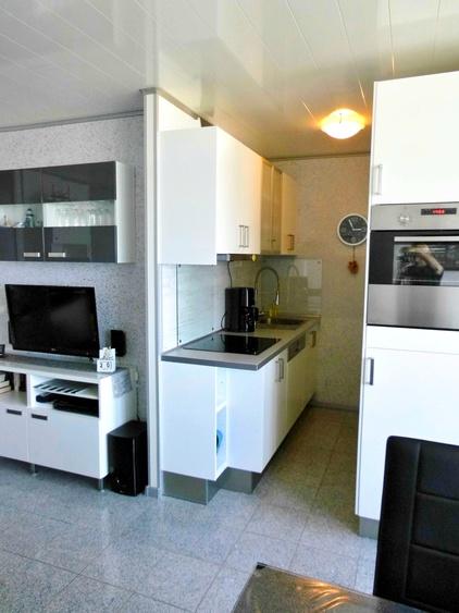 Küche, linke Seite