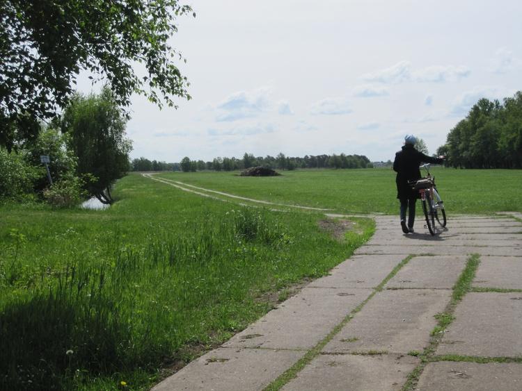 Schöne Radwege