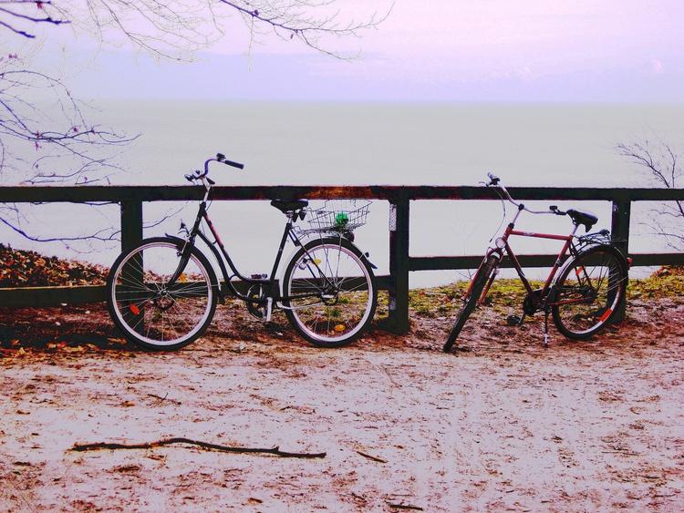 Insel-Fahrradtouren ohne Ende zu jeder Jahreszeit