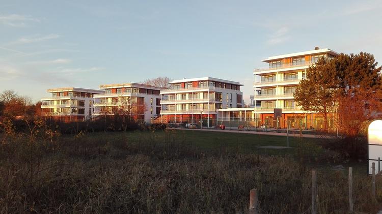 Südkap-Pelzerhaken-Häuseransicht