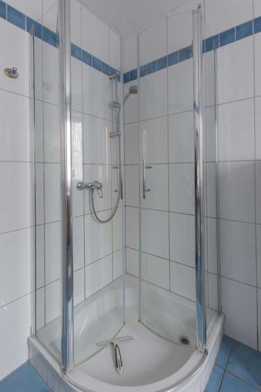 Dusche im Duschbad