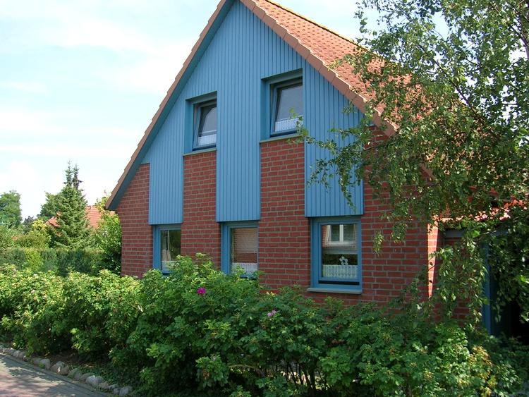 Ferienhaus Teich
